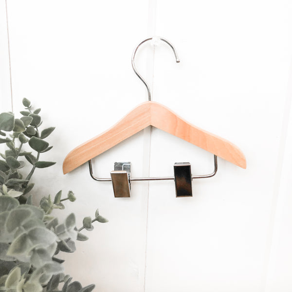 Clothing Hanger - DOLL