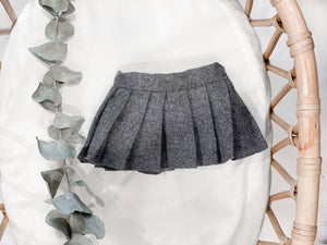 Grey Skirt - Doll