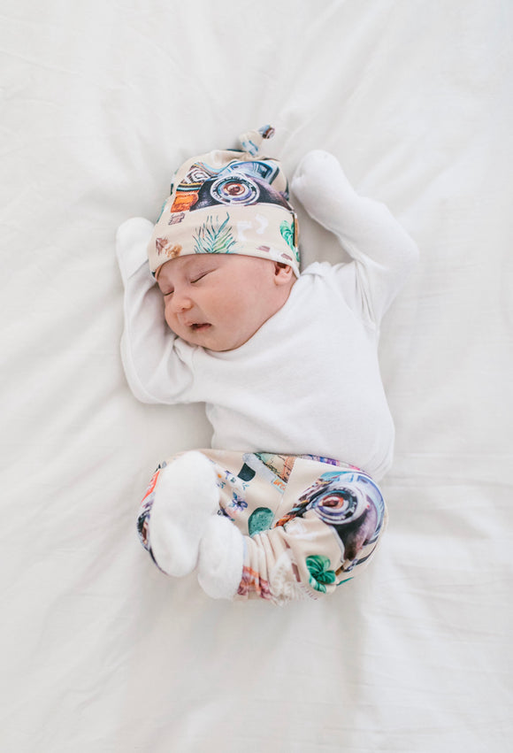 Wanderlust Newborn Set