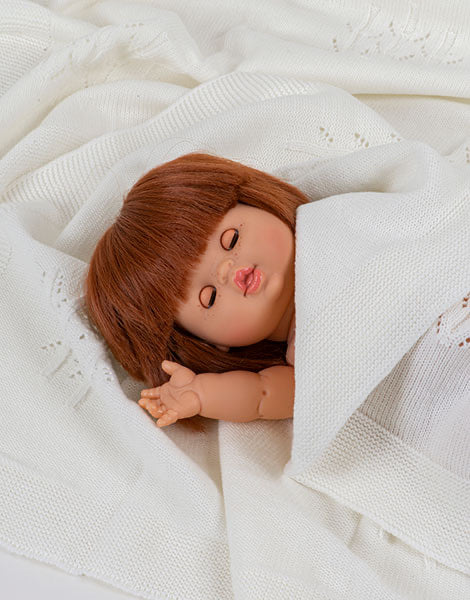 Sleepy Capucine - Minikane Girl Doll