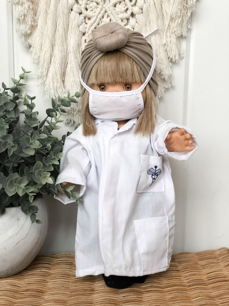 Doctor outfit - DOLL