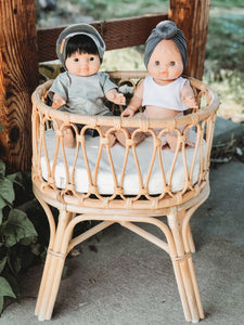 **CLEARANCE ** Goodnight Moon Rattan Crib