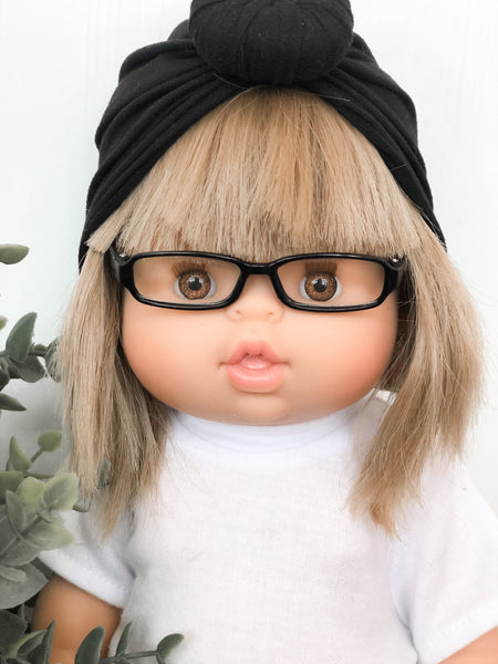 Black Glasses - DOLL