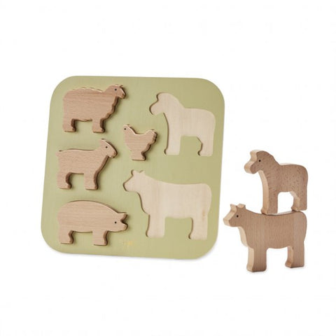Puzzle - Farm Animals