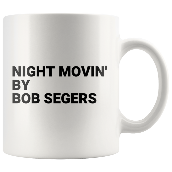 Night Movin' Mug