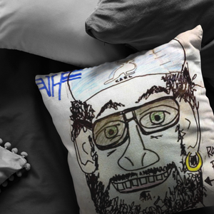 My Karl Pillow