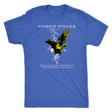 Load image into Gallery viewer, POWER MOVES Tour Tee