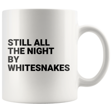 Load image into Gallery viewer, Whitesnakes Mug