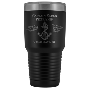 Captain Karl's Pizza Ship 30oz. Tumbler