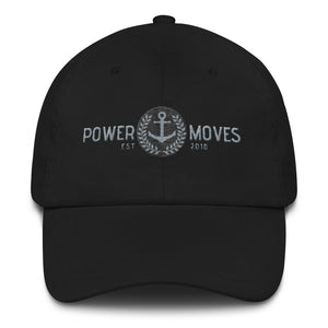 "The Captain's Crown (Low Profile ""Dad Hat"")"