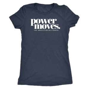 Lady Daddy Power Tee (triblend)