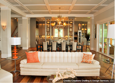 Crosby Creations - Custom Home Design