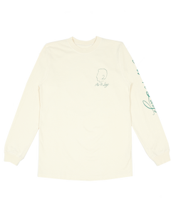 CREAM AS IT LAYS LONGSLEEVE