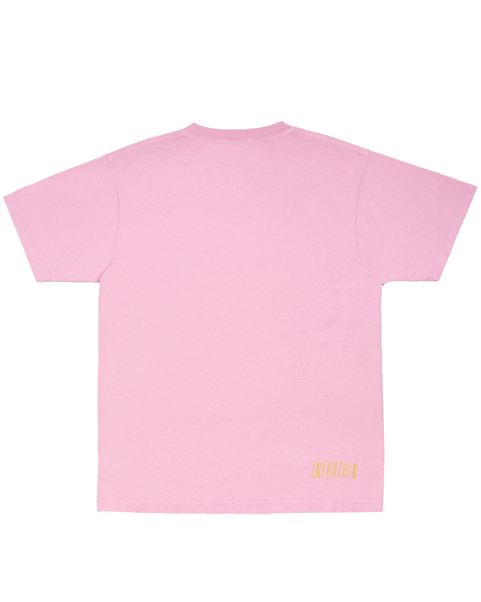 PINK T-SHIRT WITH AVOCADO