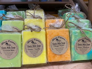 Goat Milk Bar Soap