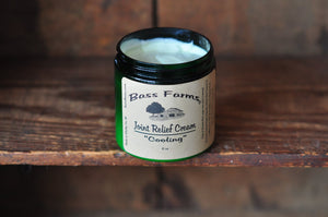 Muscle & Joint-Relief Cream {4oz & 8oz}