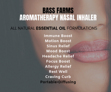 Load image into Gallery viewer, Aromatherapy Nasal Inhaler