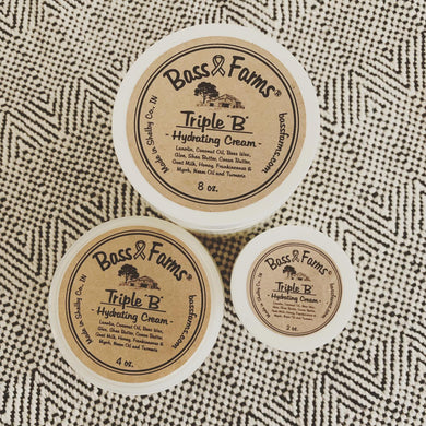 Triple B Hydrating Cream™ {2oz, 4oz, & 8oz}