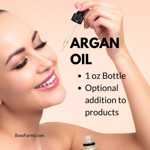 Argan Oil - Bass Farms Blend {1oz}