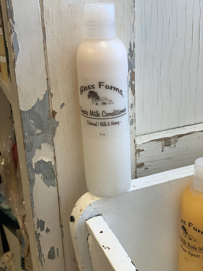 Goat Milk Conditioner