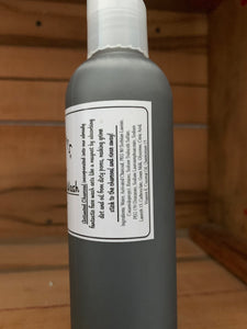 Charcoal Face Wash {8oz}