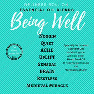 Wellness Roll On Oil BLENDS