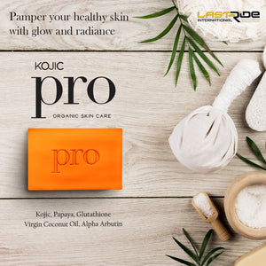 Kojic Pro with Glutathione and Virgin Coconut Oil