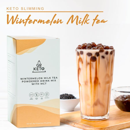 Keto Slimming Wintermelon Milktea