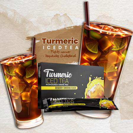 Turmeric Ice tea Buy 1 Take 2 Promo!