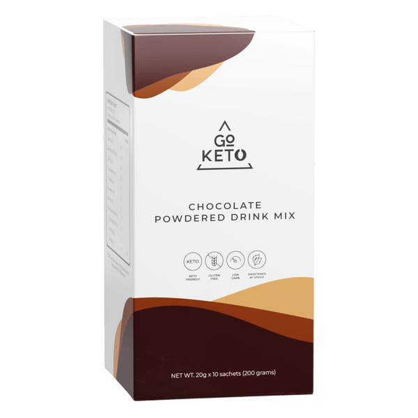 Goketo Hot Chocolate Slimming Weight Loss
