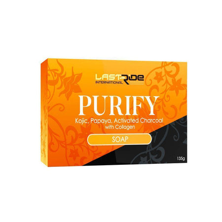 Purify 4 in 1 Kojic Soap with Activated Charcoal and Collagen - Go Keto Philippines