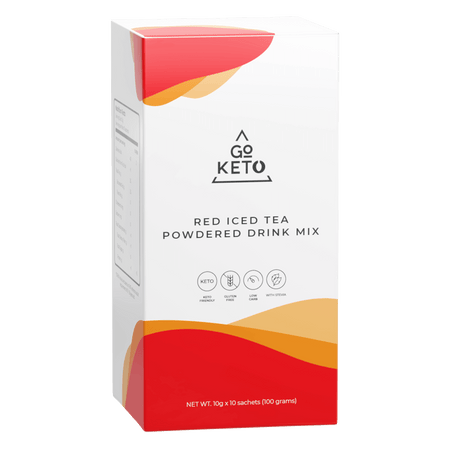 Keto Red Iced Tea (20-in-1)