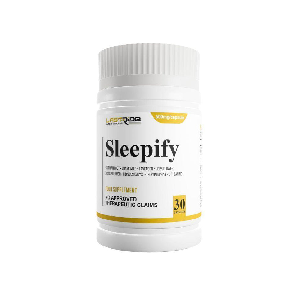 Sleepify (for a longer and better sleep) - Go Keto Philippines