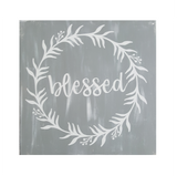 Wall Plaques | Set of 4