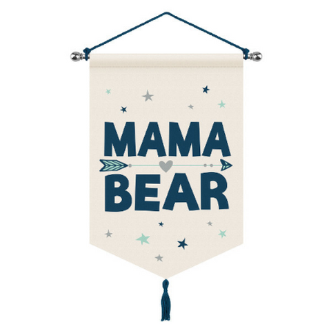 Canvas Sign | Mama Bear