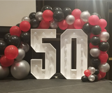 Marquee Numbers | 50