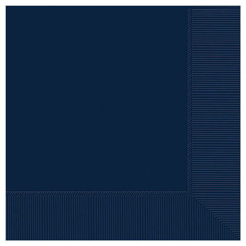 20 Count | Navy Luncheon Napkins