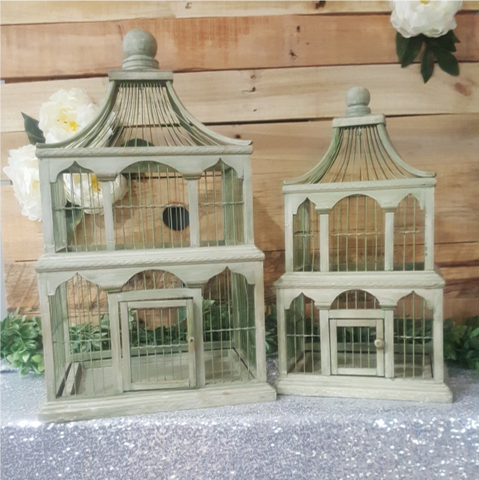 Decorative Birdcages