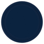 "20 Count | Navy 7"" Paper Plate"