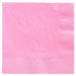 New Pink Paper Party Supply Set | Dinner Plates, Dessert Plates, & Napkins
