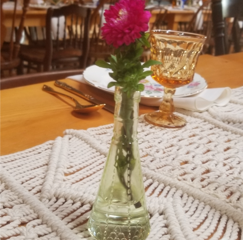 Macrame Table Runners