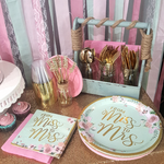 22 Piece | Miss to Mrs. Decorating Kit