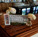 Accent Sign | Two Together Forever