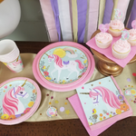 16 Count | Unicorn Napkins