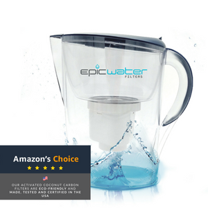 Pure Water Filter Jug