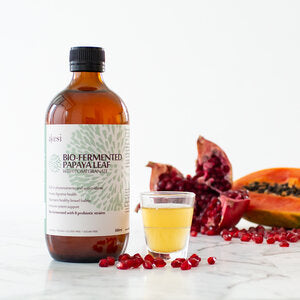 Bio-Fermented Papaya Leaf Tonic 500ml