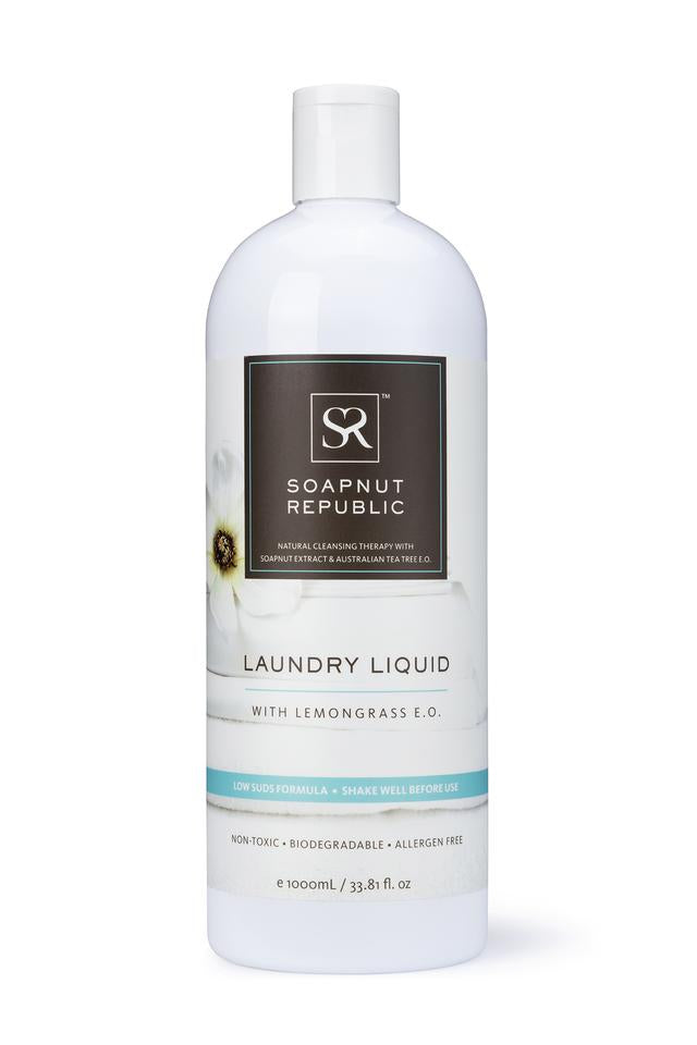 Laundry Liquid with Lemongrass E.O.