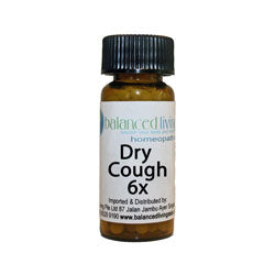 Dry Cough Homeopathic