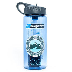 Nalgene OG Slim | Water Filtration Bottle