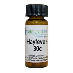 Hayfever Homeopathic Combo